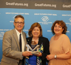 Boys & Girls Clubs of Bellevue Wins Prestigious Award for Marketing and Communications Campaign