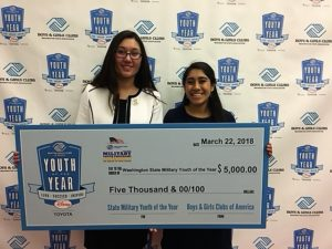 Click here to read about Katie's Youth of the Year Experience!