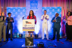 Katie Wilton's Experience as Washington & the Pacific Region's Military Youth of the Year